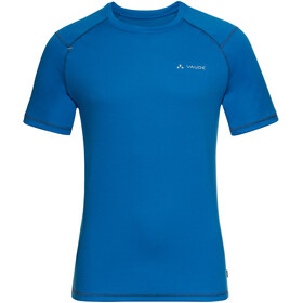 VAUDE Hallett Shortsleeve Shirt Men blue